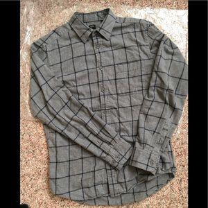 Men's Uniqlo flannel shirt
